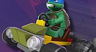Tortugas Ninjas Save…