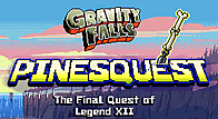 Gravity Falls Pinesquest